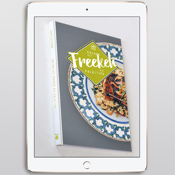 Freekeh Cookbook