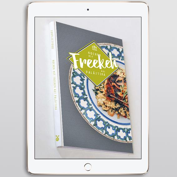 Das Freekeh Kochbuch