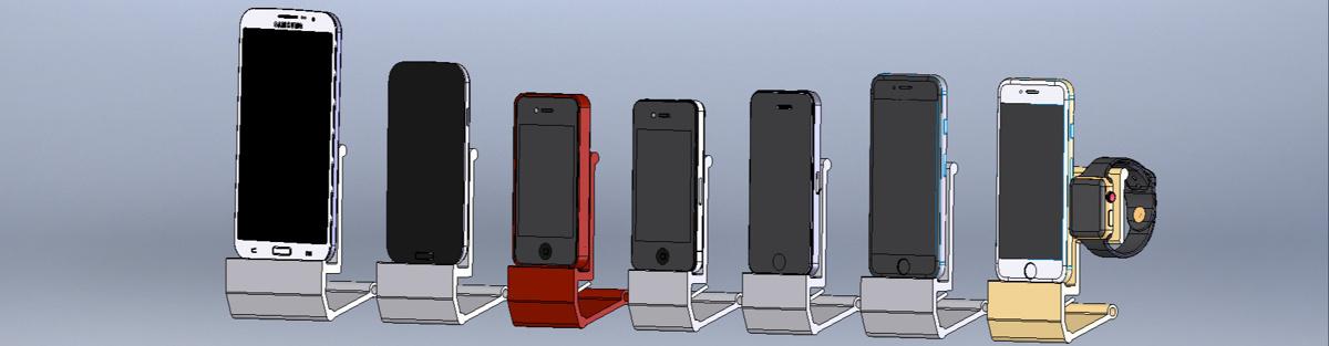 Smartphoneständer, iStand