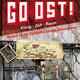 Go Ost! Buch und Vinyl I