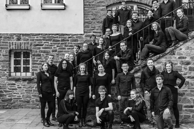 junger kammerchor düsseldorf & Saxophon-Quartett