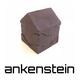 Süßes Ankenstein Mini-Haus (Schokolade)