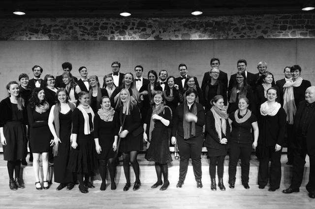 Ein Stück für den Landesjugendchor Sachsen-Anhalt
