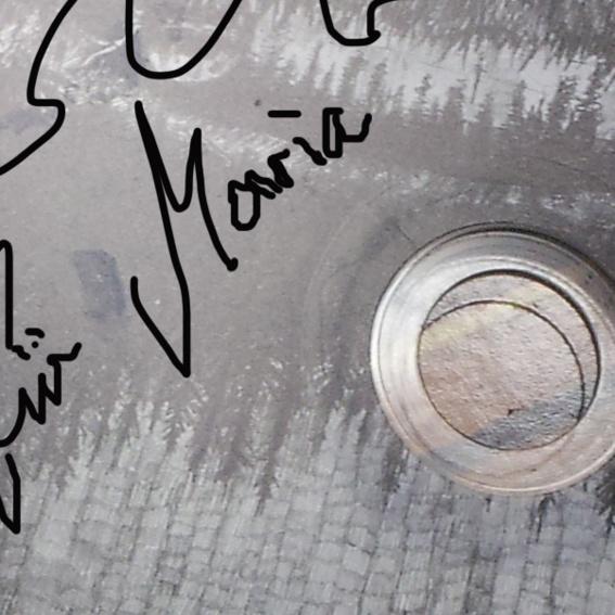 Handsignierte CD / Get 1 signed CD