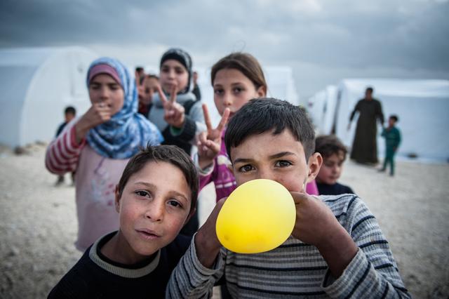 Flüchtlingspaten Syrien