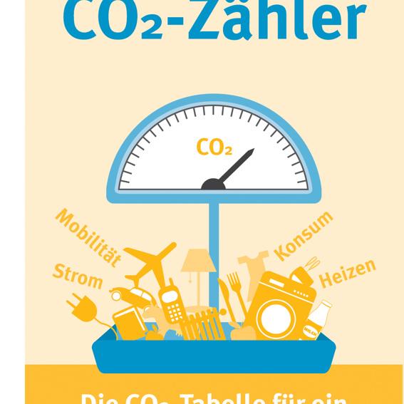 Buch für Offline-Klimaschutz