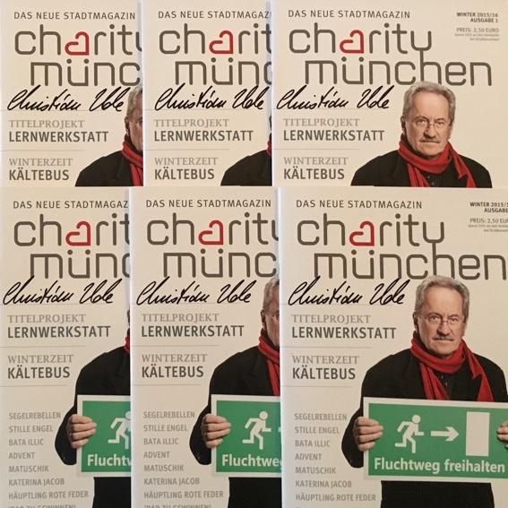 Jahresabonnement der Charity München