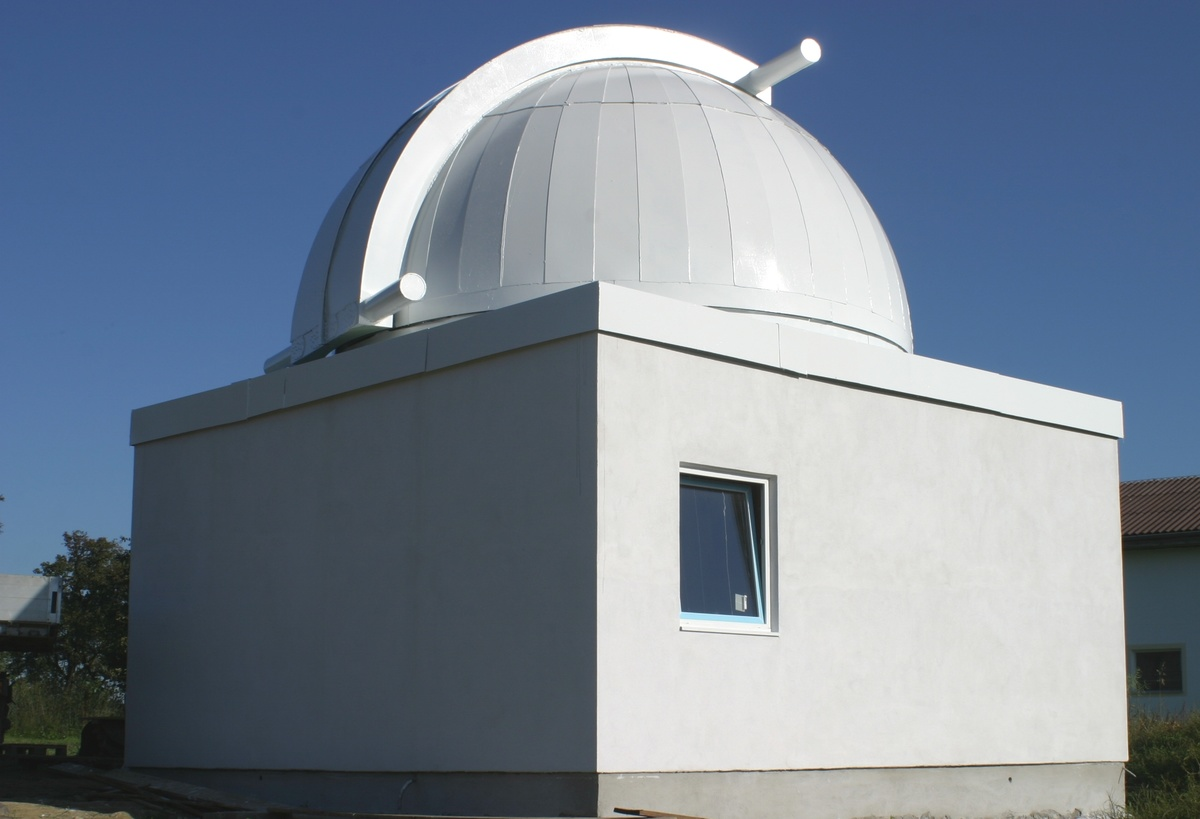Ausstattung Vortragsraum Sternwarte Gaisberg
