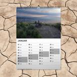 Team Desert Taxi - Kalender