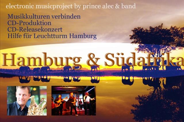 Musikprojekt: Von Hamburg nach Africa