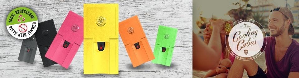 Cooling Cubes - Kühlbox für 5 Liter Bierfässer