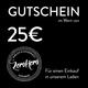 Gutschein im Wert von 25€