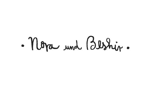 Nora&Beshir - Ein Kinderbuch über Flucht&Neuanfang