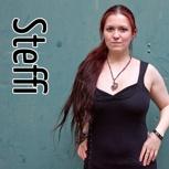 Fotoshooting mit Steffi