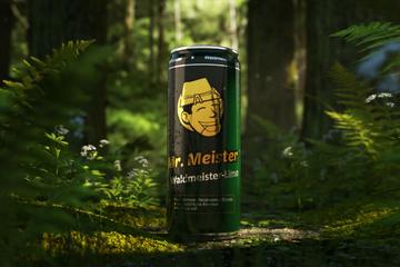 Die erste natürliche Waldmeister-Limonade!