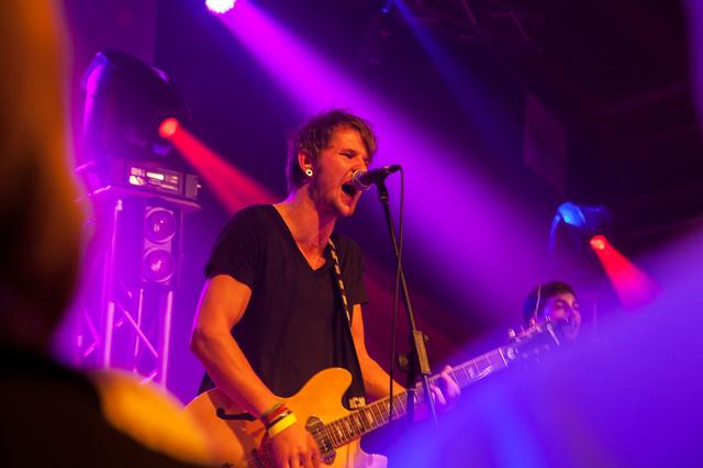Rebels of the Jukebox - Erstes Studio-Album