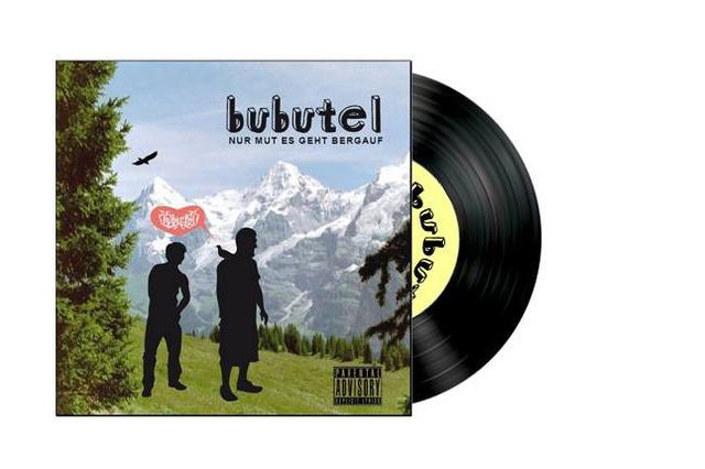 bubu tel auf vinyl!