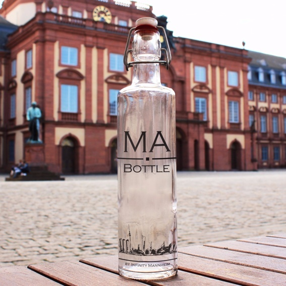 MaBottle - Glasflasche