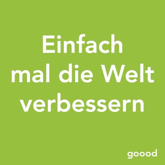 goood Unterstützer-Party