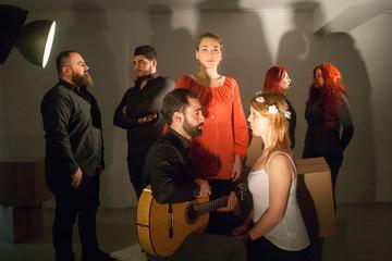 ORFEO – eine transkulturelle Oper