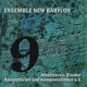 "CD ""9"" Ersteinspielungen des Ensembles"