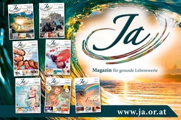 JA-Magazin – positive Nachrichten in die Welt!
