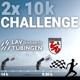 2x 10K Challenge Tübingen-Kusterdingen