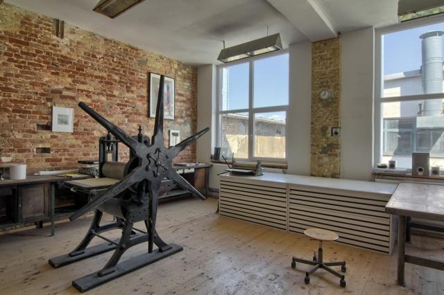 Alte Gießerei Berlin - Completion of open workshops in Lichtenberg