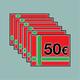 300€ Gutscheinheft