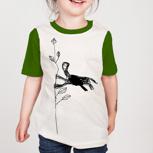 """Kipepeo Kinder Shirt """"Kletteraffe"""""""