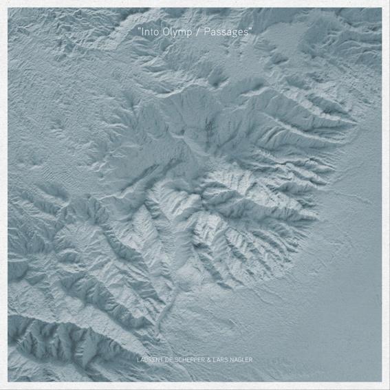 """limitierte CD """"Laurent de Schepper & Lars Nagler """"Into Olymp / Passages"""""""