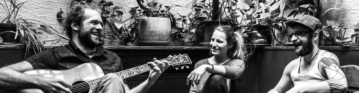 Jochen Leuf und Band - EP Produktion
