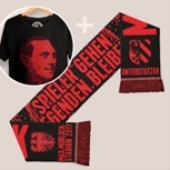 Fan-Paket: Shirt & Schal