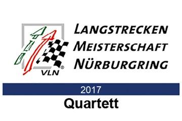 VLN Quartett 2017