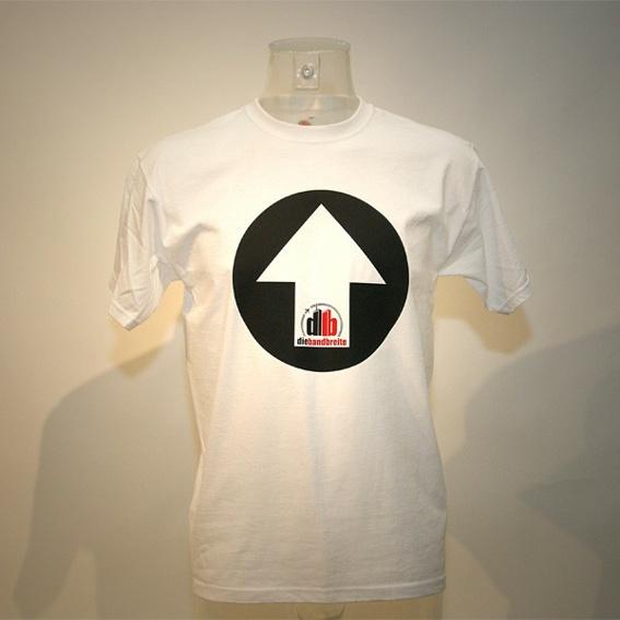 """Signiertes T-Shirt """"Die Bandbreite"""""""
