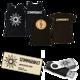 Fan package (shirt + ticket + recording)