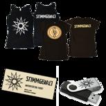 Fanpaket (Shirt + Ticket + Aufnahme)