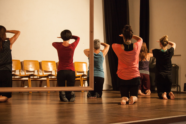 TanzKunst - ein Privileg aller Generationen