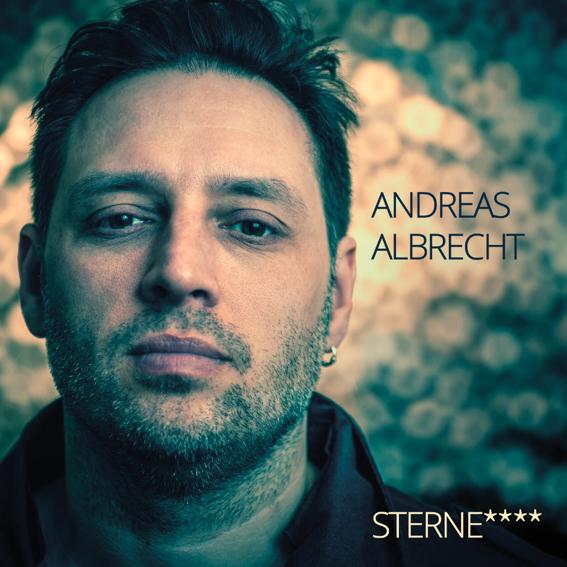Andreas Albrecht - Sterne**** (handsigniert)