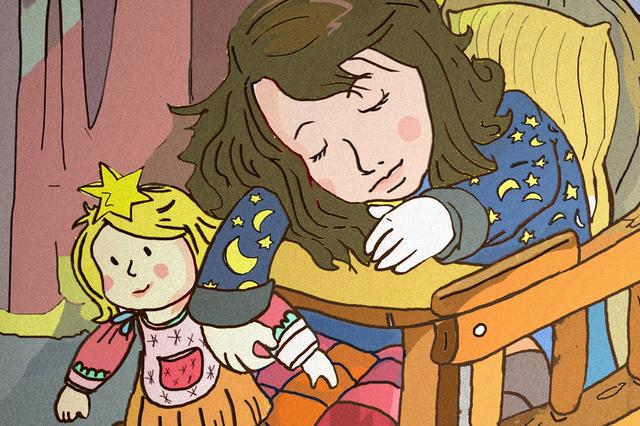 Kinderbuch: Zur guten Nacht bis Aufgewacht