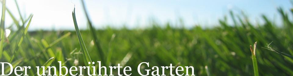 Der unberührte Garten (Kurzfilm)