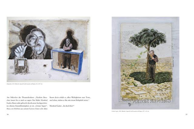 GESICHTER EINER STADT | Porträts in Öl