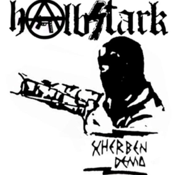 endigital / Halbstark Paket (Single, Shirt, Patch)