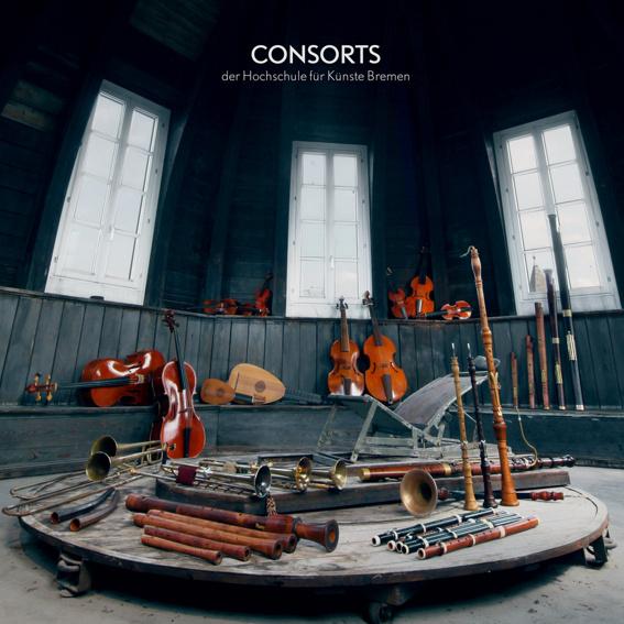 "1 CD ""CONSORTS"""