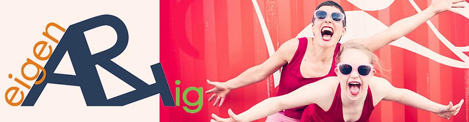"""Festival """"eigenARTig"""" 2013 - das Festival für inklusive Tanzkunst"""