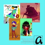 """Illustriertes Buch """"Märchen im Gepäck"""" (Deutsch-Arabisch) inklusive pädagogischem und illustrierten Lernmaterial und Audio-Book"""