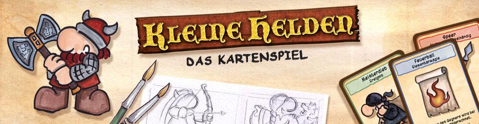 Kleine Helden - Das Kartenspiel (2. Edition)