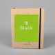 10 Stück Swiss Brochure – black/carton