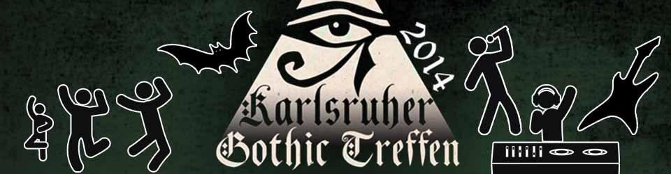 Karlsruher Gothic Treffen 2014