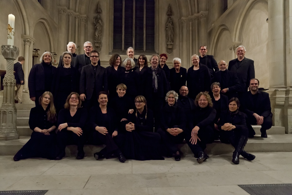 Bach, H-Moll-Messe - Herbst 2015
